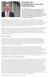 Artikel Figlo Nathan Brouwer Financieel Paspoort